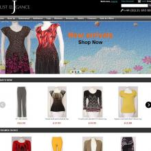Just Elegance Website